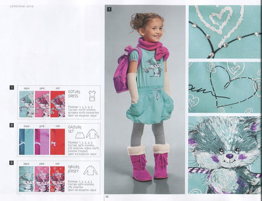 Детская Одежда Каталог
